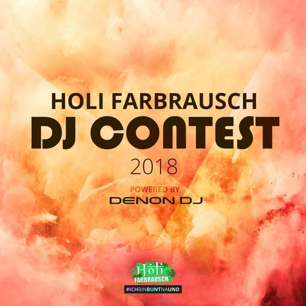 DJ Contest, Holi Farbrausch Festival, DJ, DJane, Mira Falkenstein