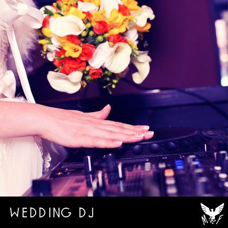 Wedding DJ Mira Falkenstein