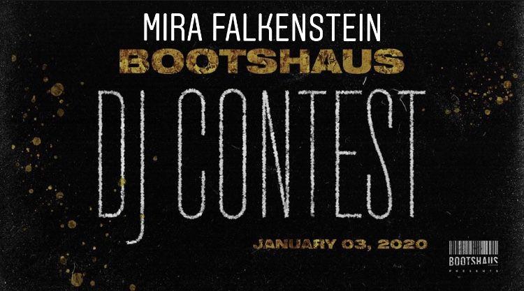 Bootshaus DJ Contest Mira Falkenstein